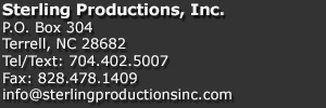 Sterling Productions Inc.
